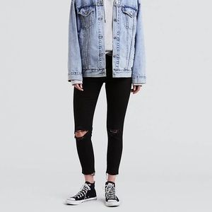 Levi's Wedgie Skinny Jean
